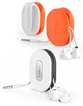 Dotz Wrap ID Earbud Wrap/Flex Earbud Wrap