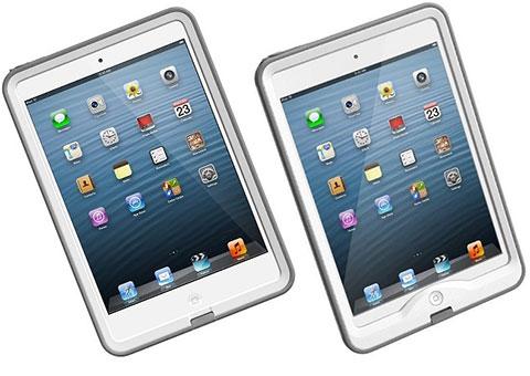 LIFEPROOF fre/nuud for iPad mini Retina case