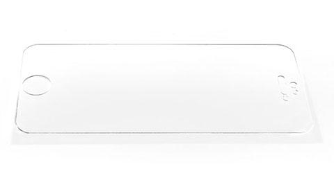 パワーサポート Hybrid crystal film set for iPhone 5s/5c/5 PJK-09