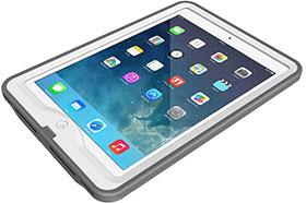LIFEPROOF iPad Air case - nüüd