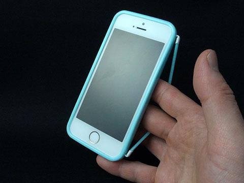 みみずく iPhone 5/5s用落下防止ケース