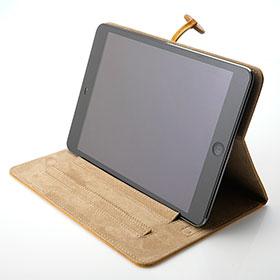 Real leather CRÊPE for iPad Air/iPad mini