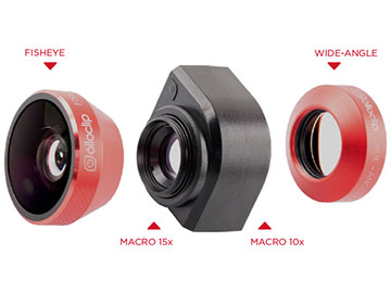 olloclip 4-IN-ONE フォトレンズ for iPhone 5/5s