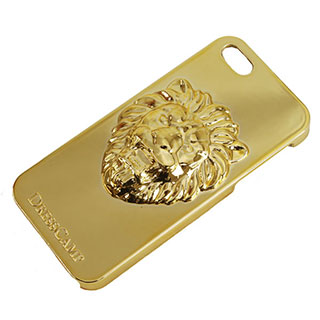 DRESSCAMP iPhone5s/5用ケース ライオン