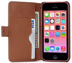 Sena Antorini Wallet for iPhone 5c