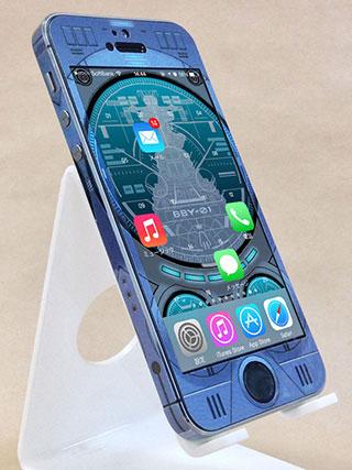 宇宙戦艦ヤマト2199 iPhone 5/5s用シンクロスキン