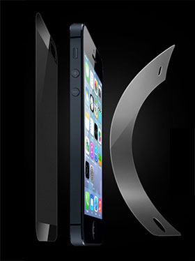 Colorant ITG PRO Flex - Impossible Tempered Glass for iPhone 5/5S/5C
