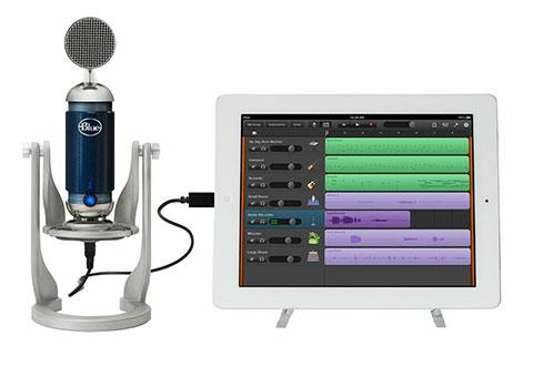 Blue Spark Digital USB/Lightning Connector Microphone
