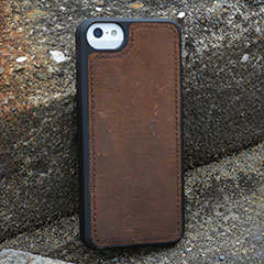 SPORT leather wallet case for iPhone 5s/5