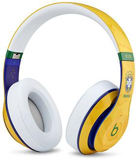 Beats Studio オーバーイヤーヘッドフォン Brazil