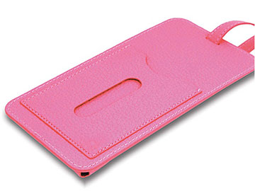 Colorant Tag Pouch - Hand Bag Tag for All iPhone