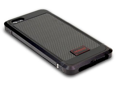 PATCHWORKS Alloy XXX Carbon Fiber for iPhone 5/5s