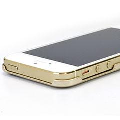 half for iPhone 5s/5 シャンパンゴールド