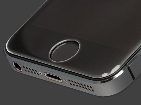 Deff Chemically Toughened Glass Screen Protector for iPhone 5/5s/5c
