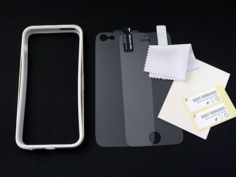 PATCHWORKS Alloy X MONO for iPhone 5/5s