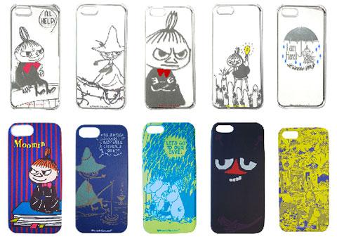ムーミン iPhone case for iPhone 5/5s
