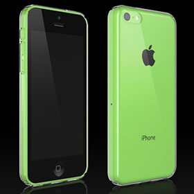 CAZEが「Zero 5 Tough(0.5mm) for iPhone 5C Clear