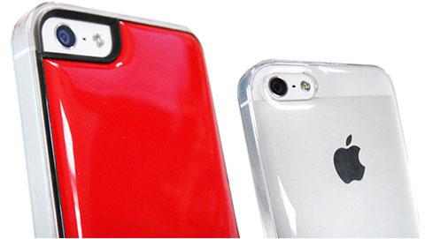 Gooey 吸着型ハードケース for iPhone 5s/5