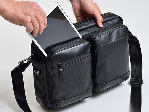国立商店 タブレットのための小型ショルダーバッグ 3G アベニューディーモデル