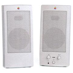 AppleDesign Powered Speakers