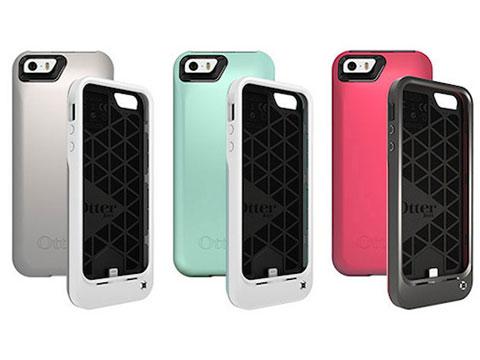 OtterBox Resurgence 耐落下バッテリーケース for iPhone 5s/5