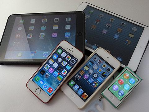 私のiPhone/iPad/iPod