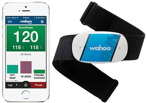 Wahoo Fitness TICKR Run モーションセンサー内蔵心拍計