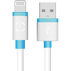 MacPerfect Apple MFI 認定 Lightning USB ケーブル 1.2 m
