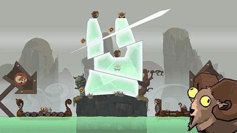 Icebreaker: A Viking Voyage (Universal)