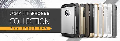 SpigenのiPhone 6用ケース