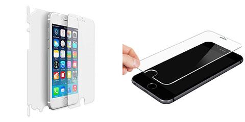 PATCHWORKSのiPhone 6用液晶保護フィルム・強化ガラス