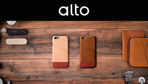 altoのiPhone 6用ケース