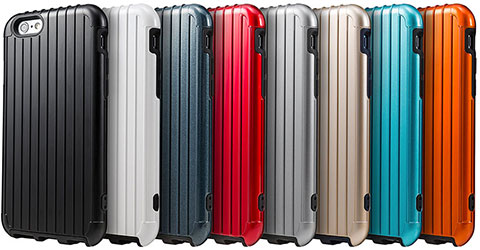 GRAMAS PRECISION Hybrid Case SL334 for iPhone 6/SL344 for iPhone6 Plus