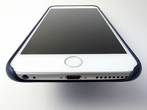 アップル純正iPhone 6レザーケース・iPhone 6 Plusレザーケース