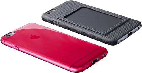 Bluevision Wear/OsaifuSlim for iPhone 6
