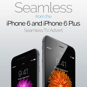 "L'Orchestra Cinematique「Seamless (From the ""iPhone 6 and iPhone 6 Plus - Seamless"" TV Advert) - Single」"