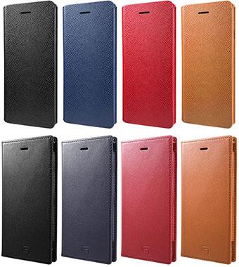 GRAMASのiPhone 6用・iPhone 6 Plus用手帳型ケース