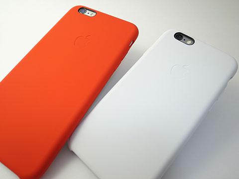 7a9ae98733 レビュー】アップル純正の「iPhone 6シリコンケース」「iPhone 6 Plus ...