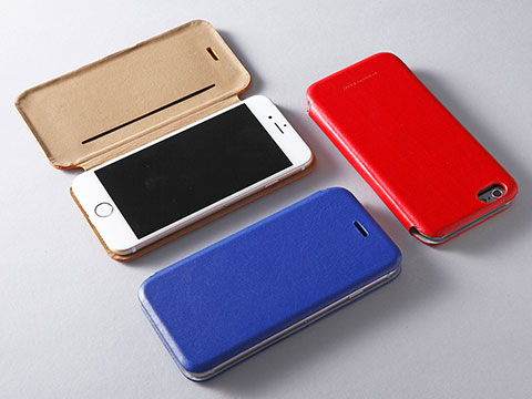 Deff Genuine Leather Cover MASK for iPhone 6 Plus
