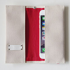 staana-studio iPhone 6/6 Plus 帆布10ケース