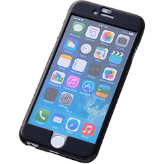 iPhone 6用ハードコーティングシェル・プレミアムセット(RT-P7TG3)