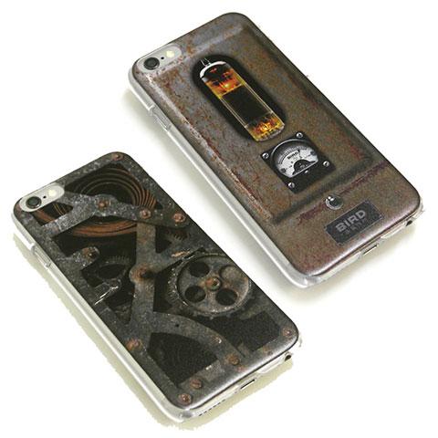 バード電子iPhone 6用錆ケース