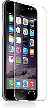 Armorz Stealth Extreme Lite 強化ガラス保護シート for iPhone 6 Plus