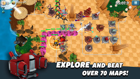 Tower Madness 2 (RTS)