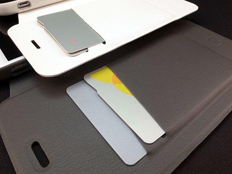 ミヤビックス PU レザーケース スタンド機能付き for iPhone 6