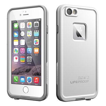 LifeProof frē for iPhone 6 ホワイト