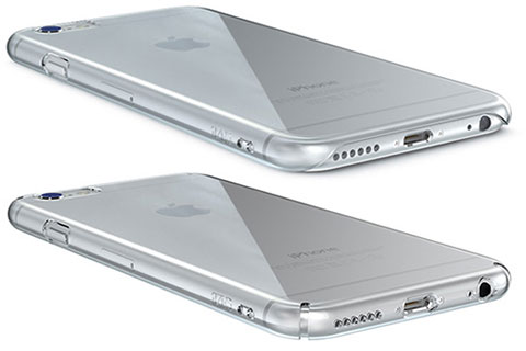 CAZE Zero 5(0.5mm)UltraThin/Tough for iPhone 6 Plus