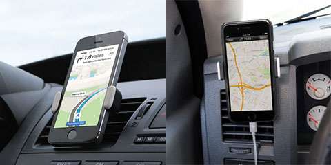 Kenu Airframe+ Car Vent Mount for iPhone/Belkin Car Vent Mount for iPhone