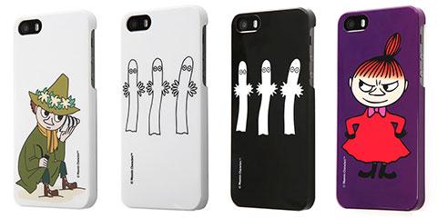 Moomin iPhone 5s/5 case