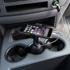 Belkin Car Cup Holder Mount for iPhone